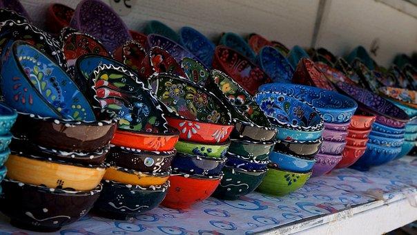 Ceramics, Plates, Tableware, The Counter, Showcase