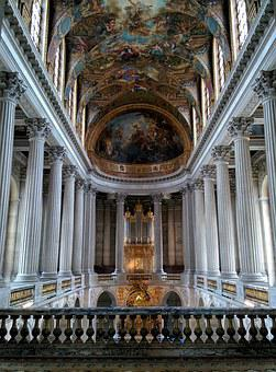 Paris, France, Versailles, Architecture, Monument