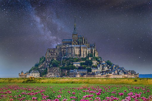Fantasy, Castle, Medieval, Magic