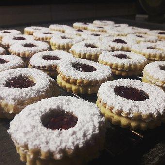 Cookies, Christmas, Cookie