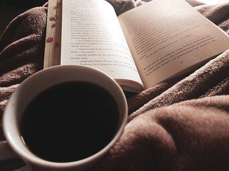 Book, Coffee, Reading, Read, Vintage, Cup, Cold, Books