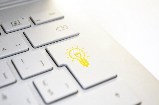 Keyboard, Enter, Idea, Startup, Communication, Note