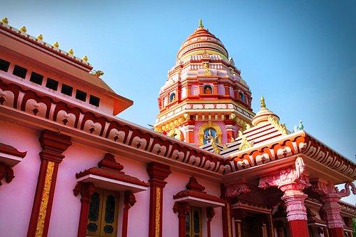 Goa, Anjuna, India, Hinduism, Temple, Travel, Asia
