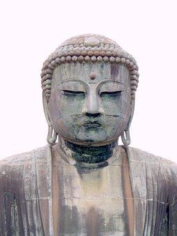 Kamakura, Japan, Buddha, Giant Buddha, Temple, Buddhism