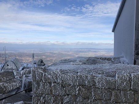 Winter, Landscape, Mountains, Nature, Cold, Snow