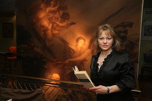 Solvig, Book, Read, Literature, Learn