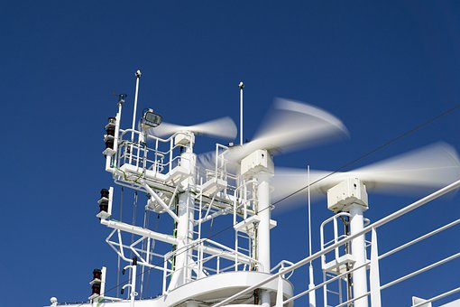 Vessel, Radar, Equipment, Marine, Navigation, Nautical