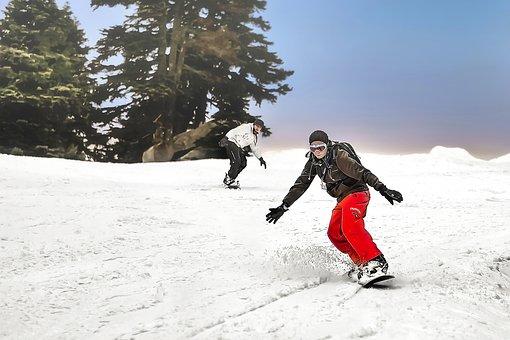 Snowboarding, Snow, Snowboard, Winter, Sport