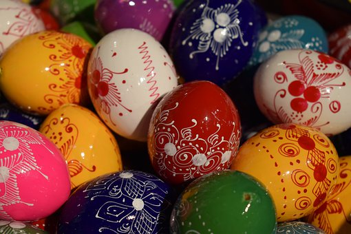 Egg, Russian, Faberge, Easter, Decoration, Spring