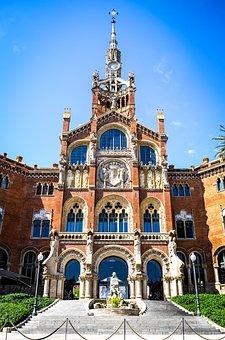 Hospital De Sant Pau Barcelona, Barcelona, Spain