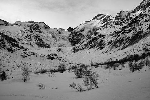 Val Morteratsch, Piz Bernina