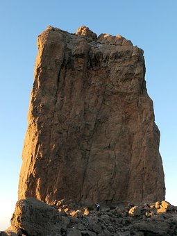 Gran Kanaria, Rocke Nublo, Rock, The Sky