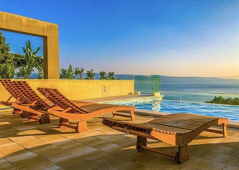 Sun, Holiday, The Sea, Tourism, Paradise