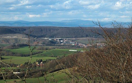 Highway, Valley Bridge, Resin View