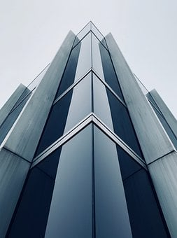 Building, Architecture, Office