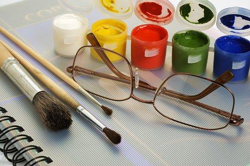 Abstract, Acrylic, Art, Artist, Artistry, Assorted