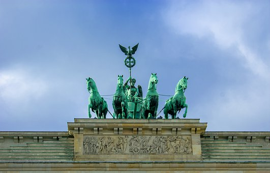 Berlin, Germany, Government, Architecture, Building