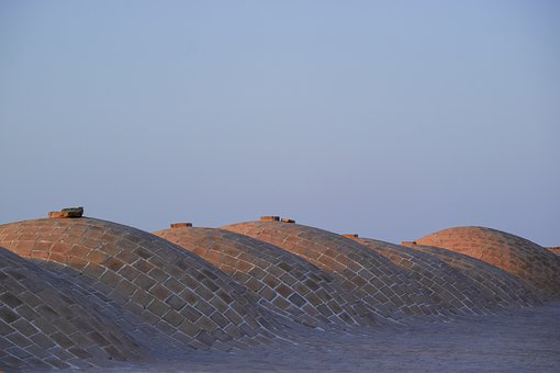 Kavir National Park, Iranian Architecture, Desert, Trip