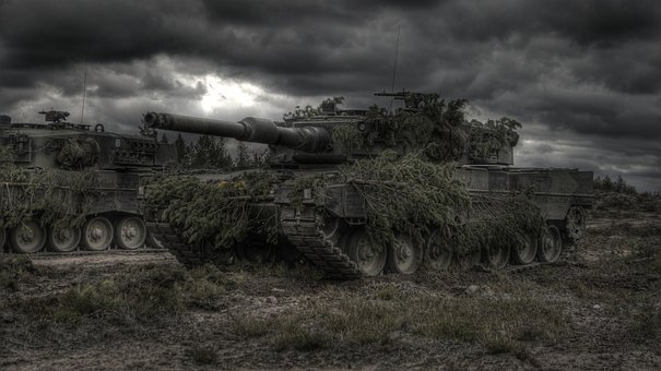 Tank, War, Military, Army, Battle, Soldier, Vehicle