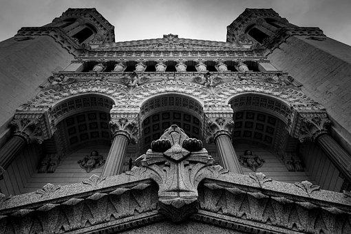 Fourvière, Lyon, Church, Monument