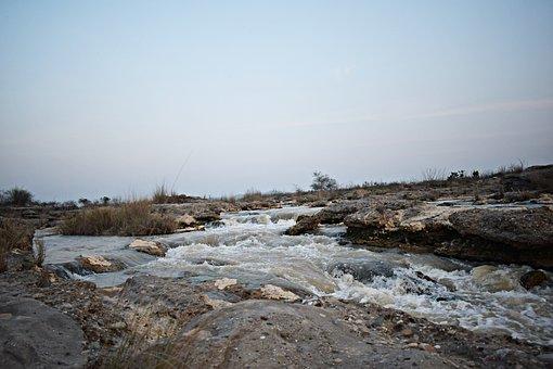 River, Stream, Water, Nature, Landscape