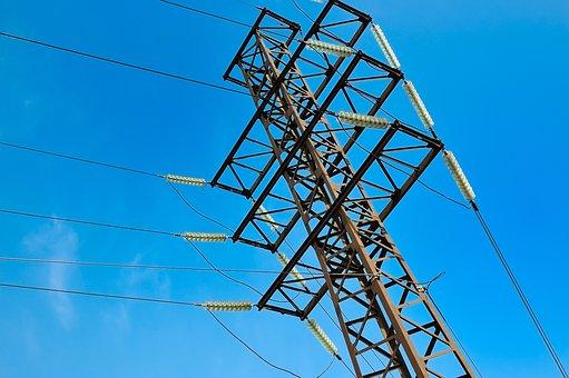Voltage, Outdoors, Nobody, Danger
