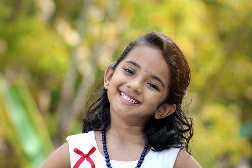 Portrait, Child, Smile, Model, Attractive, Kids