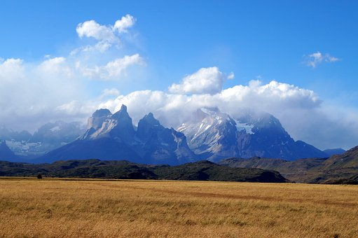 Rn40, Travel, Path, Landscape, Patagonia
