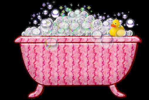 Rubber Duckie, Toy, Yellow, Ducks, Bath, Funny, Pool