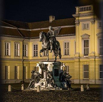 Prince-Elector, Monument, Berlin, Statue