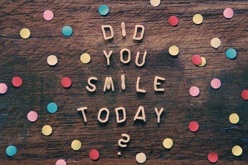 Smile, Laugh, Luck, Happy, Joy, Smiling, Feelings