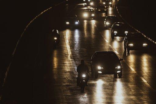 Cars, Street, Iran, Traffic, Urban, Qom, Canon Photo