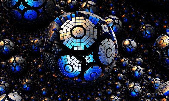 Tech, Galaxy, Robot, Bot, Science, Scifi, Alien, Space