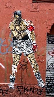 Alicante, Mohamed, Ali, Boxing, Athlete, Boxer, Famous