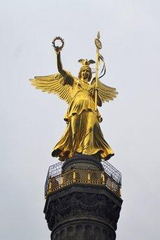 Berlin Victory Column, Berlin, Germany