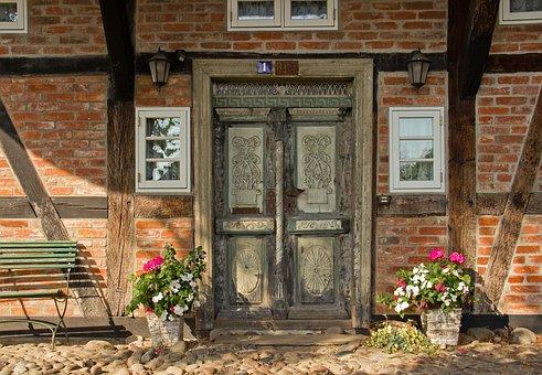 Darßer, Front Door, Port, Zingst, Mecklenburg
