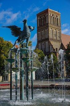 Anklam, Hanseatic City, Mecklenburg-vorpommern