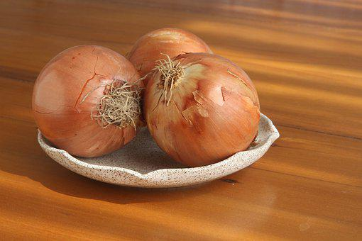 Onions, Table, Onion, Organic, Vegetable, Soup, Eating