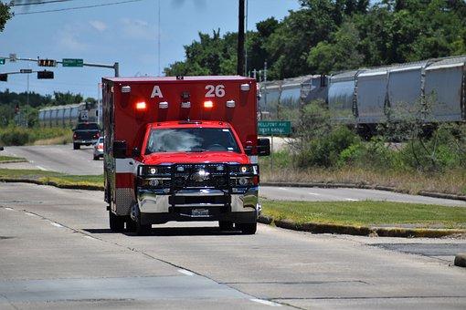 Ambulance, First Responder, Transportation, Paramedic