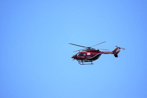 Search And Rescue, Helicopter, Coast-guard, Life-flight