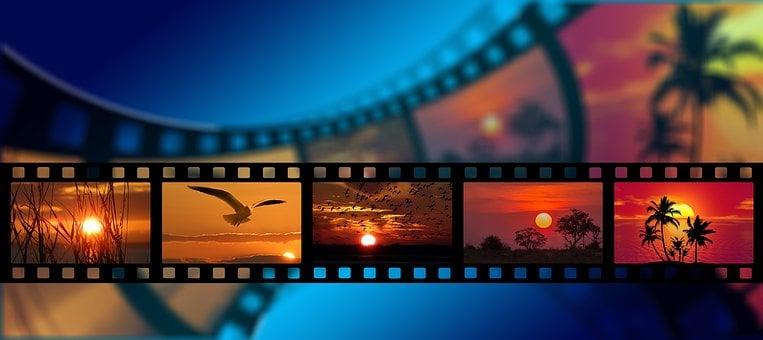 Film, Photo, Slides, Cinema, Documentation