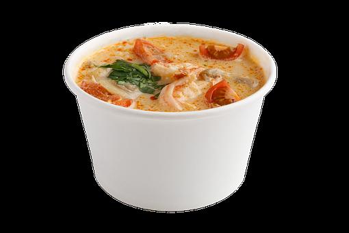 Tom Yam, Thai Kitchen, Soup