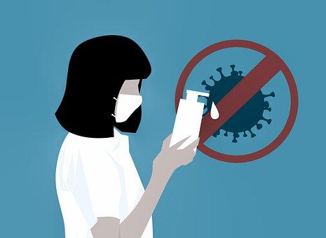 Coronavirus, Virus, Sanitizer, Wash, Hand, Hygiene