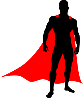 Hero, Silhouette, Achievement, Ambition, Aspiration
