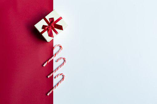Background, Christmas, Bokeh