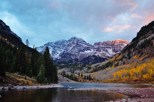 Colorado, Aspen, Usa, Scenic, Landscape, Nature