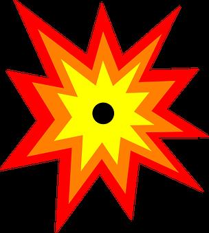 Explosion, Detonation, Blast, Burst