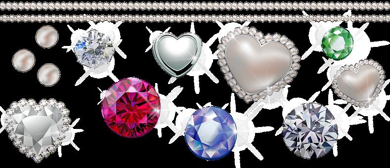 Bling, Diamonds, Pearls, Jewelry, Diamond, Jewel