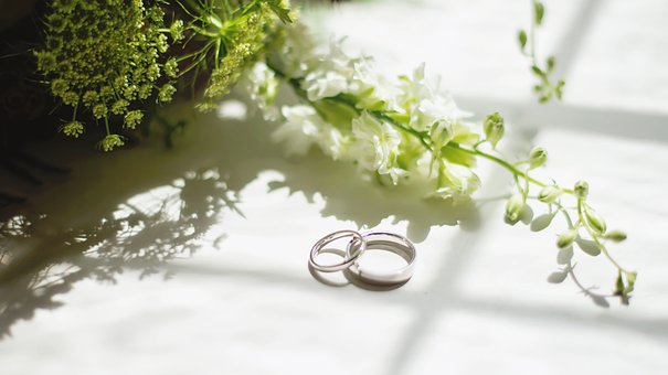 Wedding, Rings, Ring, Marriage, Gold, Bride, Love