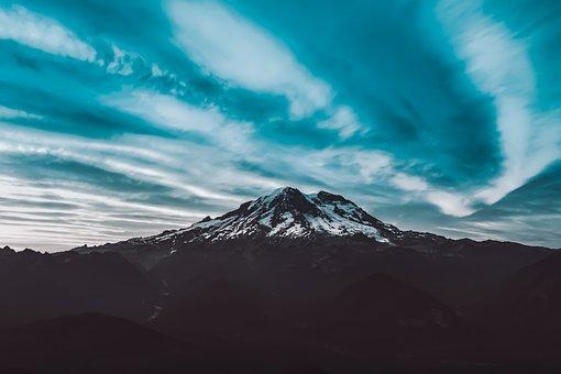 Mountain, Nature, Landscape, Mountains, Hiking, Sky